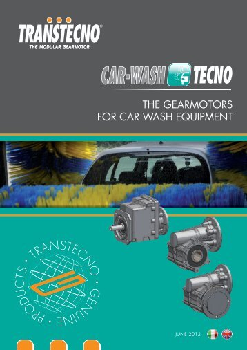 Car-washTecno catalogue_110712 - Transtecno