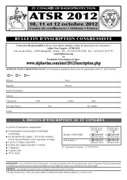 BI JT AFC 2004 - Alpha Visa Congrès