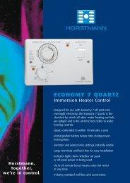 ECONOMy 7 QUARTZ - Horstmann