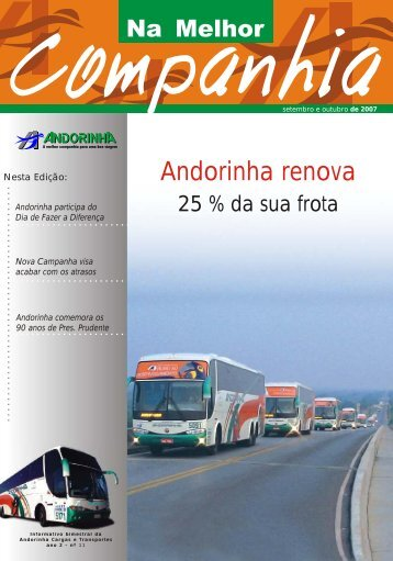 Edição 11 - Andorinha
