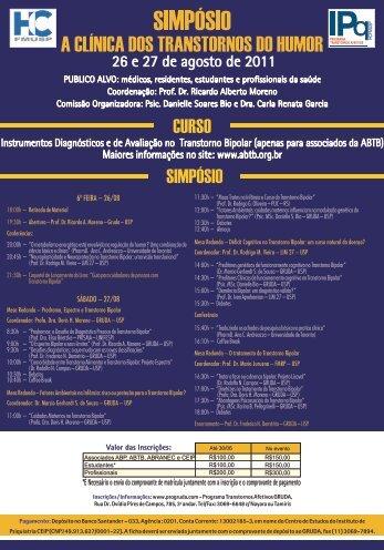 Clinica dos transtorno 28 junho 2011 - Gruda