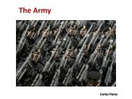 The Mexican Army - Center for Latin American and Caribbean Studies