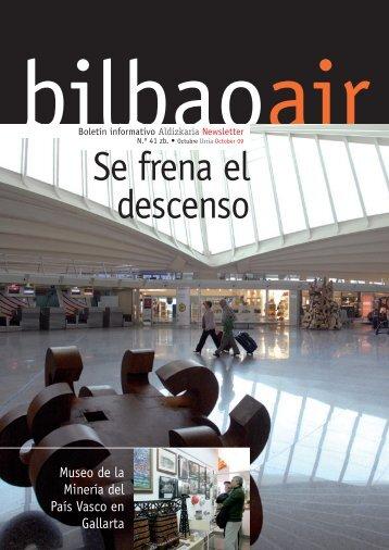 Se frena el descenso - Bilbao Air