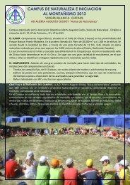 campus de naturaleza e iniciacion al montañismo 2013 - demo e ...