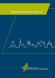 Geschäftsbericht 2010.pdf - KD-Bank