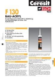 BAU-ACRYL - Henkel