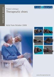 Therapeutic shoes - Orto Finland