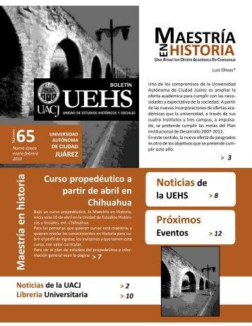 UEHS - Universidad Autónoma de Ciudad Juárez