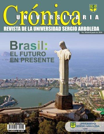 Edición especial Brasil - Universidad Sergio Arboleda