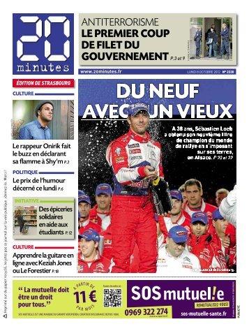Chasselay braconne des points au Racing - 20minutes.fr