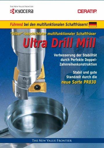 Ultra Drill Mill