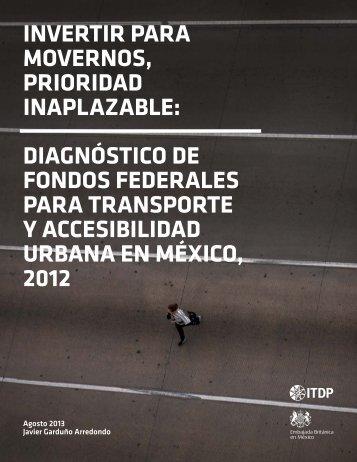 ITDP_Fondosfederales_22-11-20131