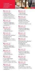 RENDEZ-VOUS - Musées de Bourgogne - Page 6