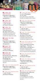 RENDEZ-VOUS - Musées de Bourgogne - Page 7