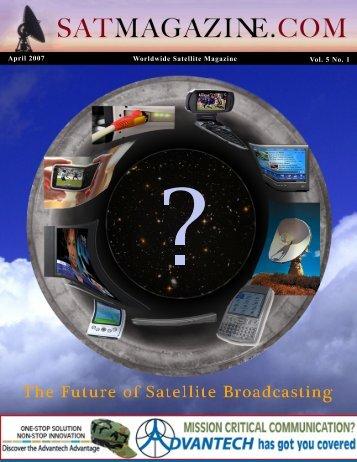 Click Below To Download - SatMagazine