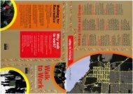 Walking map (PDF 147KB)