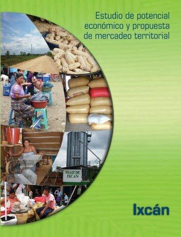 Estudio de potencial económico - Universidad Rafael Landívar