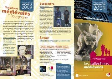 les collections - Musées de Bourgogne