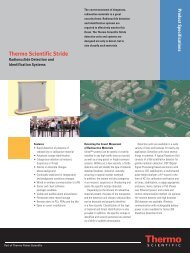 Thermo Scientific Stride - Envinet a.s.