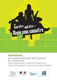 La santé mentale des jeunes en insertion - emploi.gouv.fr Le portail ...