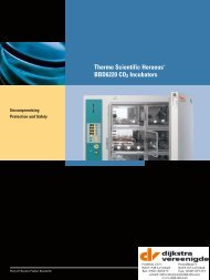 Thermo Scientific Heraeus® BBD6220 CO2 Incubators