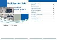 PJ Logbuch Med-II DIN A5 ab dem 23.02.2013 (PDF) - Medizinische ...