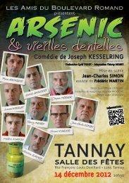TANNAY - Terre Sainte