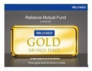 Presentation.pdf - Reliance Mutual Fund
