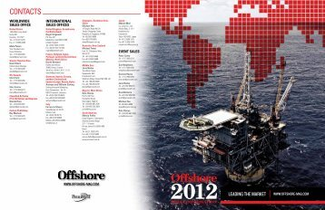 CONTACTS - Offshore Magazine