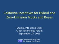 Incentives, Rebates and Tax Credits - Joe Calavita - Sacramento ...