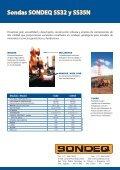 Sondas Rotativas SS35N - Sondeq - Page 2