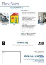 Brochure for FlexiBurn - ATI Corp