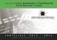 Download flyer english language - Latina Film Commission