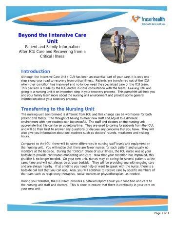 Document on child care unit 24