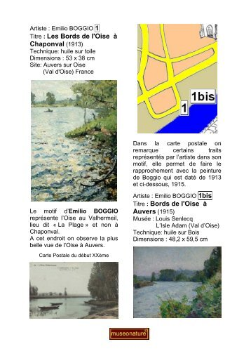 Autres Peintres - Auvers sur Oise | van gogh