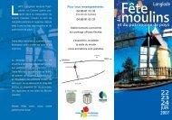Voir programme : fichier pdf
