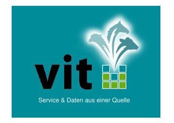 Service & Daten aus einer Quelle