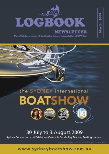 March 2009 - Boating Industry Association of NSW