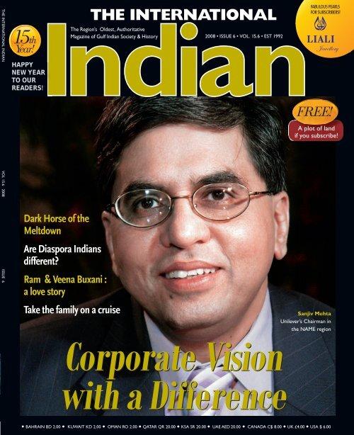 THE INTERNATIONAL - International Indian
