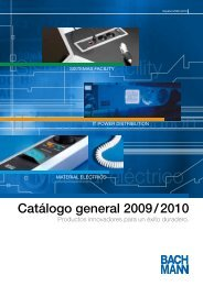 Sistemas Facility IT Power Distribution Material ... - Duarte Neves Lda