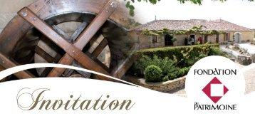 Remise du Prix Concours « Nos Moulins ont de l'avenir