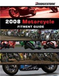 2008 Bridgestone Teams - Modern Tire Company