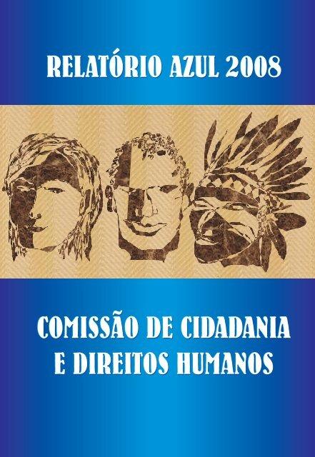 Relatório Azul 2008 - DHnet