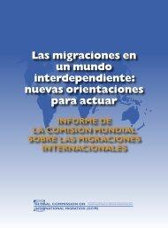 Las migraciones en un mundo interdependiente: nuevas ...
