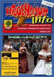 Schützenfest vom 5. bis 8. Juli 2013 - MeinHowi.de