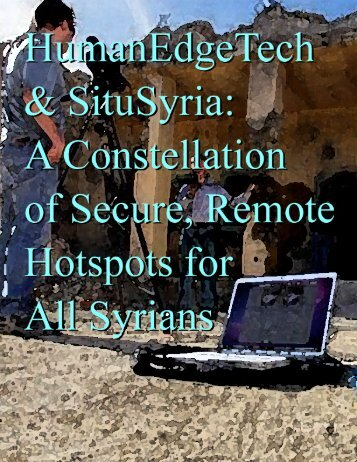 Situ Syria & HumanEdgeTech