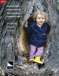 OUFC Heritage Trees Workshop