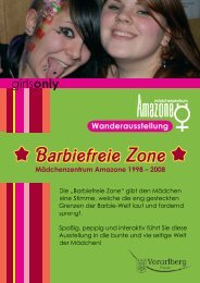 Barbiefreie Zone - in der Amazone
