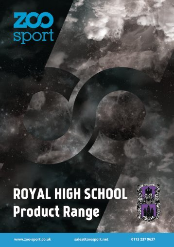 brochure - Royal High School