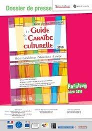 le dossier résumé (14 pages) - Gens de la Caraïbe